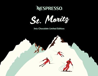 St. Moritz Nespresso Collection