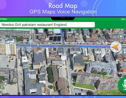 gps map navigation
