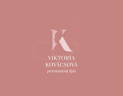 Logo & Business cards - Viktoria Kovácsová