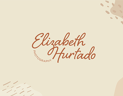 Elizabeth Hurtado Photography Logo Design