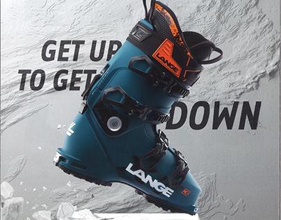 LANGE - XT3 SKI BOOT