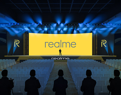 Realme 6 Phone Launch Concept - Lumion Walkthrough