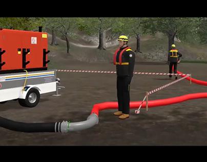 PITEM RISK FOR - rischio idrogeologico (simulazione VR)