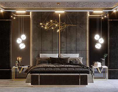 Bedroom İnterior Design T. B.