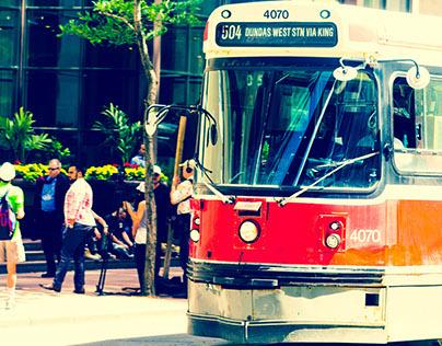 Downtown Toronto Photography