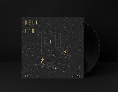 Album Cover Art   Deliler