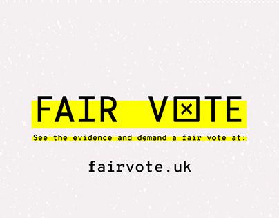 Vote Fair UK
