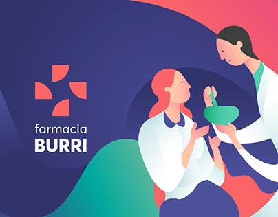 Farmacia Burri - Brand Identity