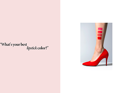 Customize your heels