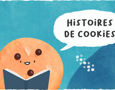 Histoires de cookies - BD RGPD