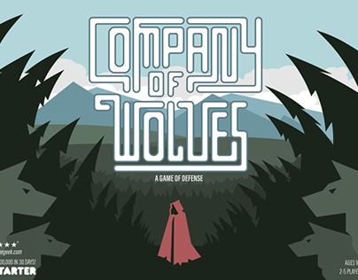 Company of Wolves - A Game of Defense