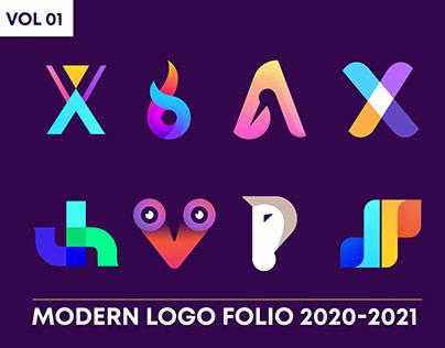Logo Folio 2020-2021 | V- 01 | Logo Collection 2021