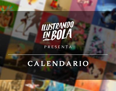 Ilustrando en Bola: Calendario