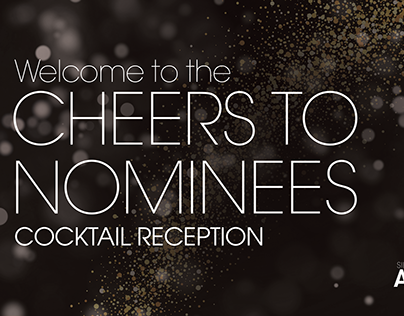 Admin Awards Cheers to Nominees Power Point