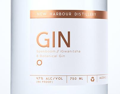 New Harbour Vodka & Gin