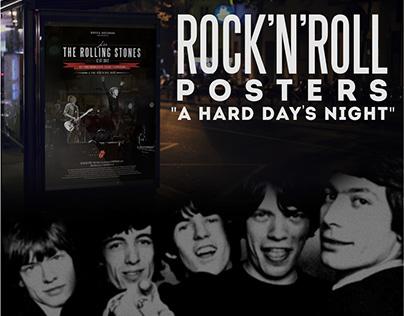ROCK'N'ROLL POSTERS