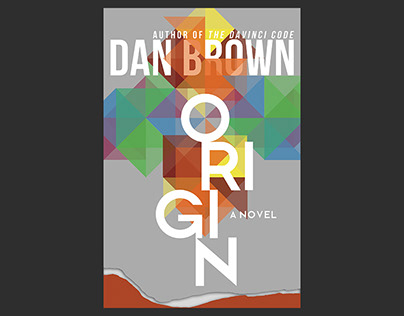 Origin (Book Cover, 2017)