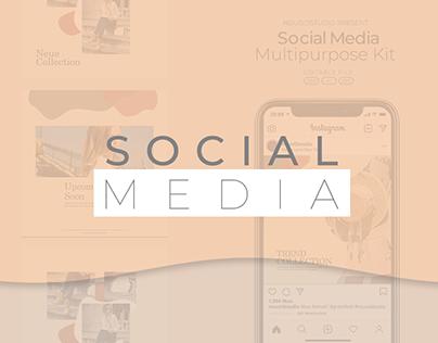Fashion Social Media Pack V.06