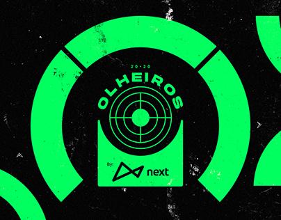 OLHEIROS NEXT // 2020