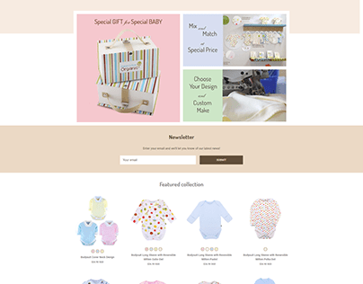 Focal website shopify