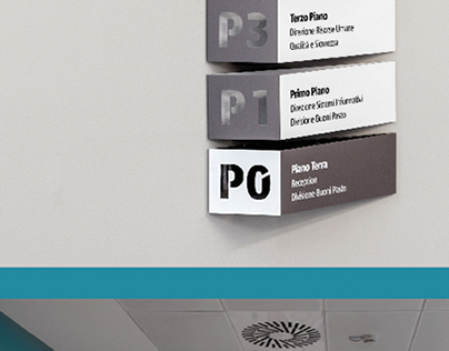 PELLEGRINI | New Office Sign | with Guido Grugnola