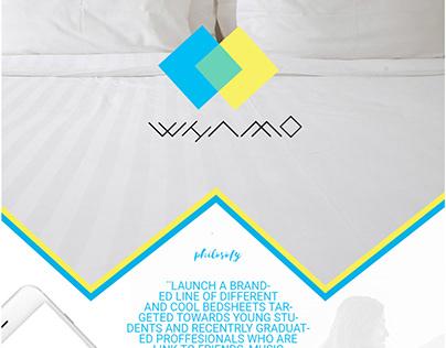 Whamo Bedsheets - Branding