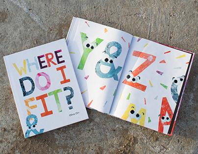 Where Do I Fit? – Children's Book