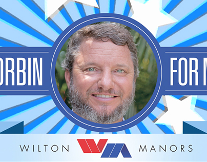 Boyd Corbin for Mayor of Wilton Manors