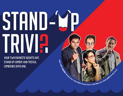 Stand-Up Trivia Night