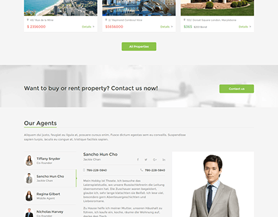 GLOBAL G REAL ESTATE Project
