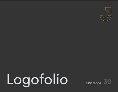 Jase Bloor Logofolio 2020