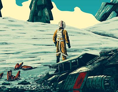 """Stranded"" - Star Wars: The Empire Strikes Back"