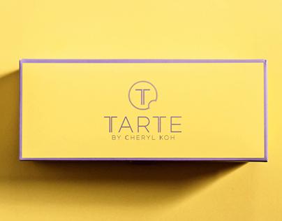 Tarte by Cheryl Koh