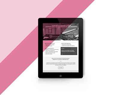 IMPLICA. Website