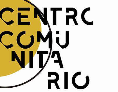 CENTRO COMUNITÁRIO | diagrama