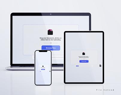 File Upload Design