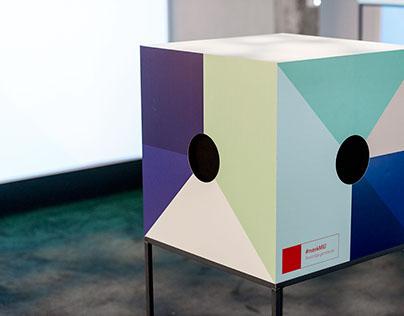 Vejlemuseerne - #MIG exhibition design