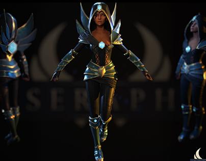 Seraph - Praetor (Costume Pack)