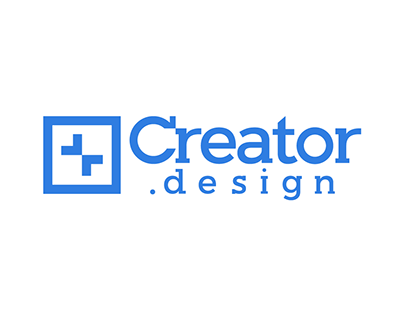 Creator.Design - Developing the Brand.