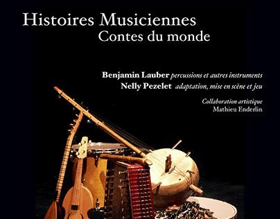 Histoires Musiciennes
