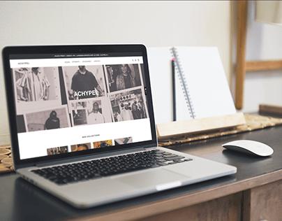 Projet : développement d'une boutique Shopify