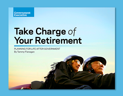 """Take Charge of Your Retirement"" eBook"