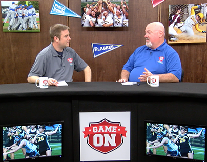 BCT Game On Lacrosse Studio Show - Episode Two