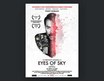 Recontact Istanbul:Eyes Of Sky Poster