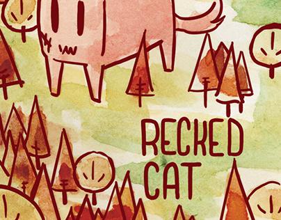 ReckedCat: Media Cover Art