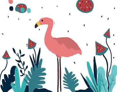 Flaminggo Murals