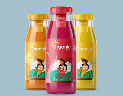 Organic Juice Packaging