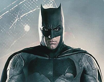 the Batman (2018) Fan Poster