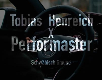Tobias Henreich X Performaster C43 AMG