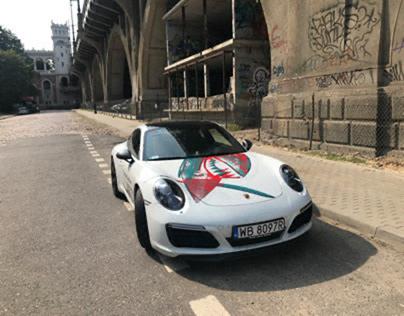 Porsche 70th Anniversary Art Collab